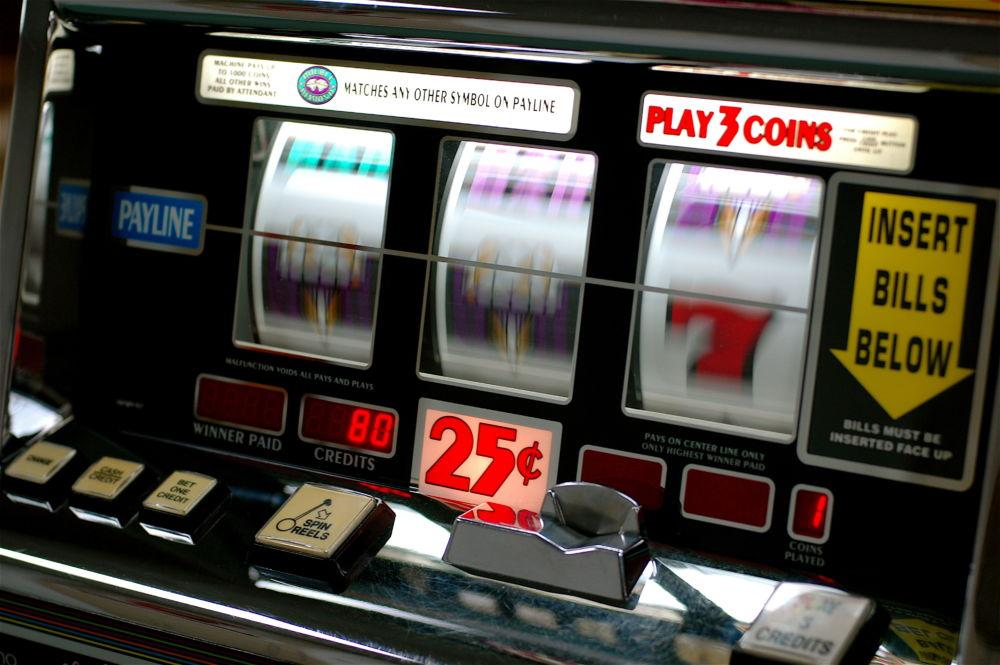 Slot machine uscire dal vizio
