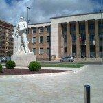 Piazza del tribunale (con seminatore)