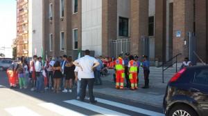 protesta tribunale