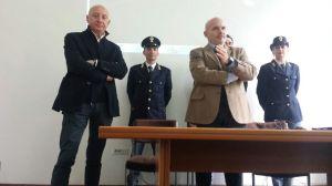 CONFERENZA STAMPA QUESTURA - 29 GEN 2015