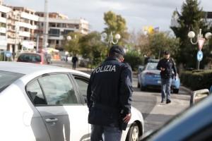 polizia controlli territorio