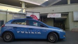 polizia ingresso panorama