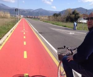biciclettata SERMOENTA