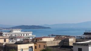 Monte di Scauri veduta da Formia
