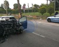 Esce di strada con la sua classe A, morto Fabio Magnante, 29enne di Cisterna
