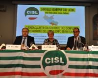 Roberto Cecere eletto segretario generale della Cisl di Latina