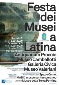 Festa Musei