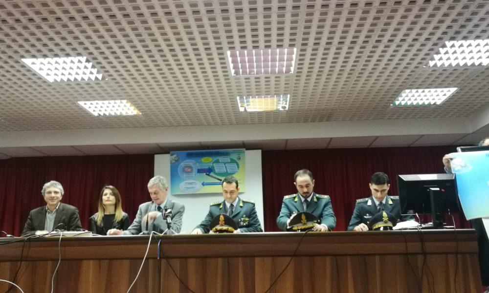 22 arresti e sequestri per 35 milioni di euro