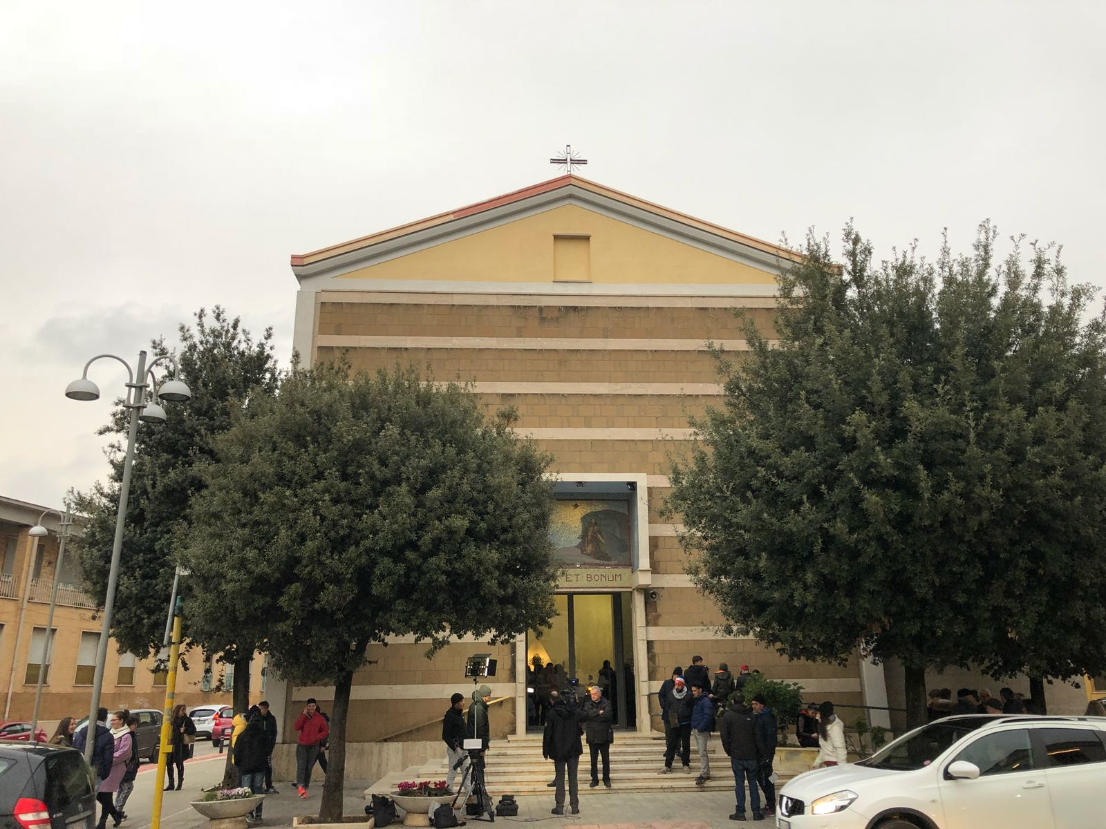 Annullati i funerali del carabiniere pluriomicida di Cisterna
