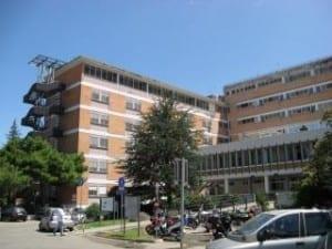 "L'ospedale ""Goretti"" di Latina"