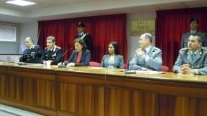 Conferenza in Procura