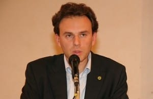 Lorenzo Parlati, presidente di Legambiente Lazio