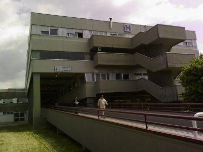 "Ospedale ""Fiorini"" a Terracina"