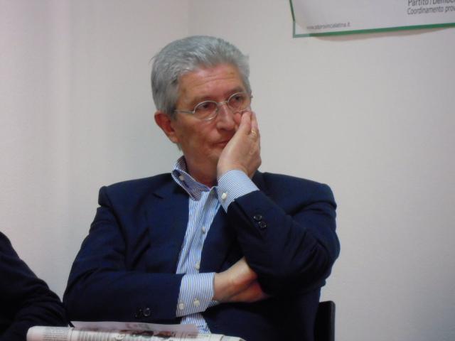 L'avvocato Maurizio Mansutti