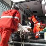 ambulanza porte aperte