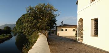 Il Foro Appio Mansio Hotel realizzato lungo il Cavata
