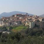 Una veduta di Sezze