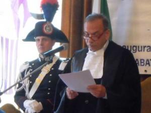 presidente Tar Corsaro