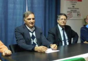 Enrico Forte e Claudio Moscardelli