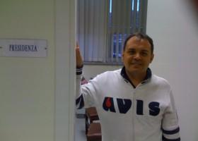 Massimiliano Bellizia presidente dell'Avis