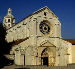 L'abbazia di Fossanova