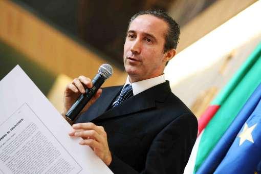Il Presidente della Provincia, Armando Cusani