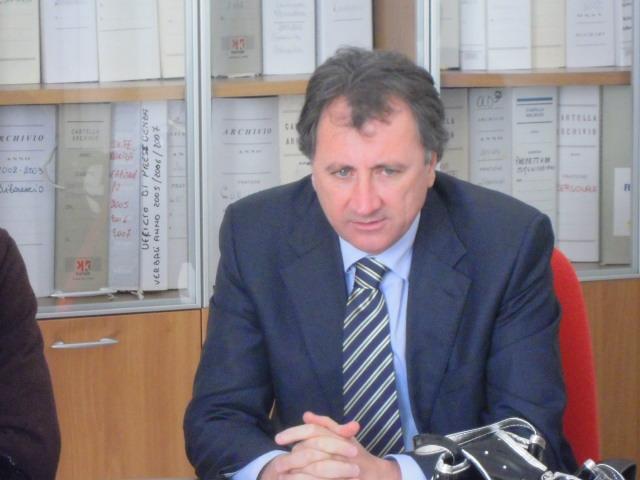 Il Presidente del Consiglio, Nicola Calandini