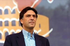 Il segretario regionale uscente Enrico Gasbarra