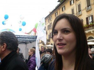 Valentina Pappacena, presidente di Valore Donnna