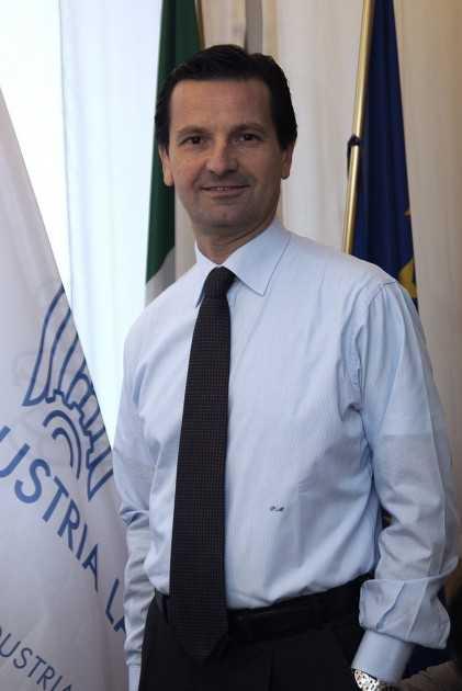 Paolo Marini presidente di Unindustria Latina