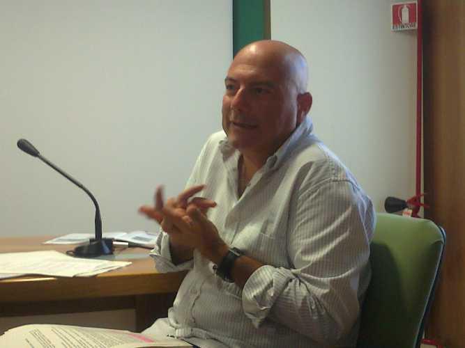 Il Presidente Gaetano Benedetto