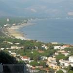 Il litorale di San Felice Circeo