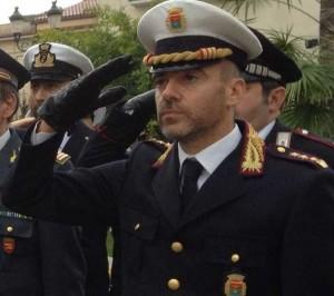 Francesco Passaretti nuovo Comandante della Polizia Municipale di Latina
