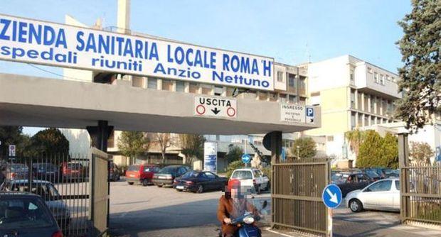 Ospedale Riuniti di Anzio e Nettuno (foto ilmessaggero.it)