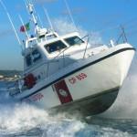 Capitaneria di porto in azione