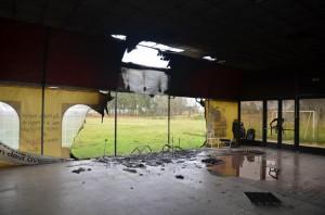 L'ultimo attentato al villaggio della legalita' risale a Capodanno