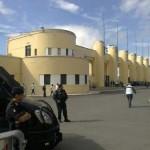 Misure di sicurezza al Francioni