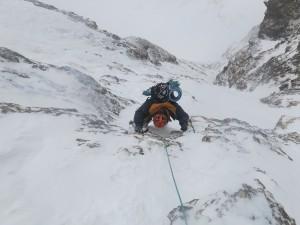 Daniele Nardi scala il Nanga Parbat in inverno