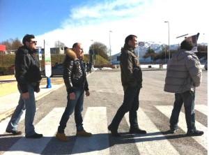 The Backstreets Strada
