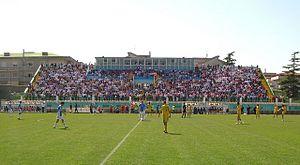 Lo stadio Marcello Torre di Pagani