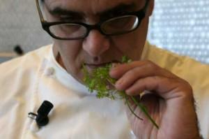 Lo chef Salvatore Tassa