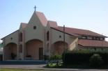 La chiesa San Pio XI a Borgo Isonzo