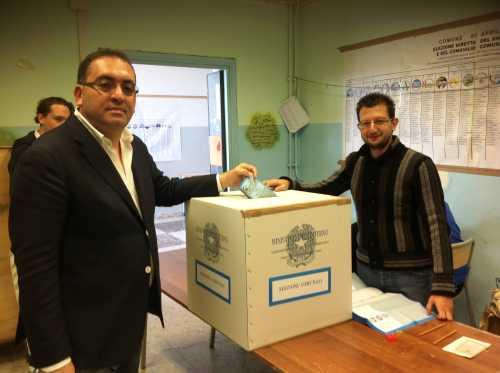 Antonio Terra eletto sindaco di Aprilia
