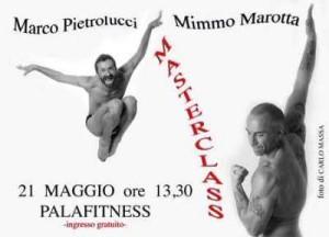 Marco Pietrolucci e Mimmo Marotta