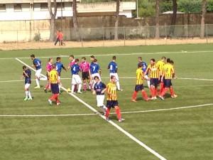 La partita della vittoria contro il Lecce