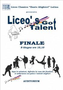 Locandina_Got_Talent 8 giugno