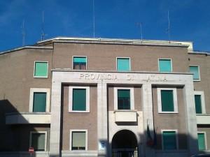 La sede della Provincia