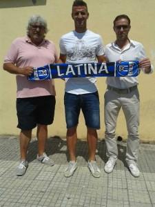 Andrea Esposito con Gianfranco Mannarelli e Mauro Facci