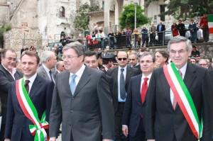 Il Prefetto Procaccini riceve la cittadinanza onoraria di Castelforte
