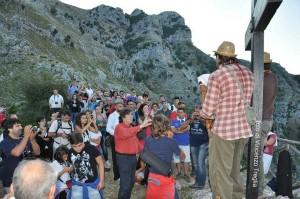 Trekking sonoro con Ambrogio Sparagna (I edizione)